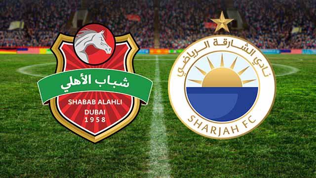 موعد مباراة الشارقة وشباب الأهلي دبي بث مباشر بتاريخ 30-11-2020 دوري الخليج العربي الاماراتي
