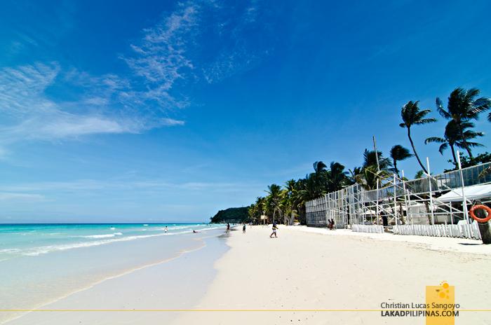 White House Boracay Beach Front
