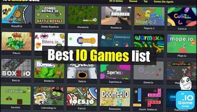 Io Spiele Liste