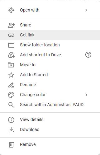 Cara membuat blog download menggunakan blogspot dan google drive