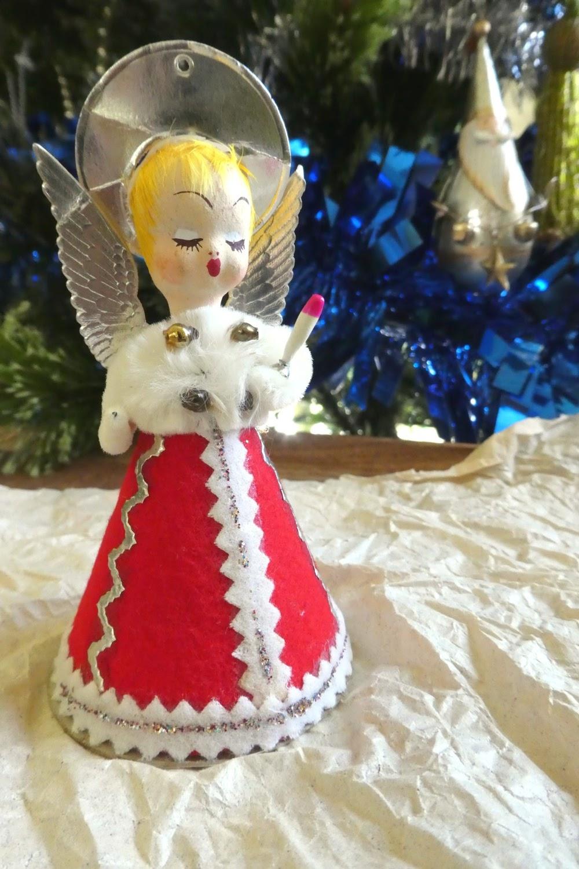 katiecrackernuts.blogspot.com.au || Gran's Christmas angel