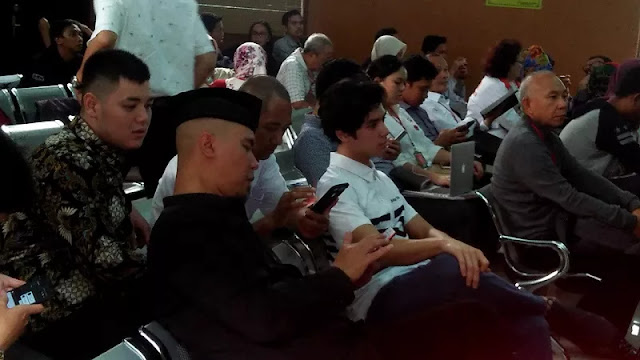 Yakin Tindakannya Benar, Ahmad Dhani: Penjara Tidak Saya Takuti