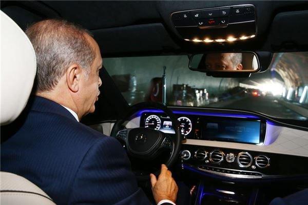 Ini Tol Bawah Laut Megah di Istanbul yang Telah Diresmikan Erdogan