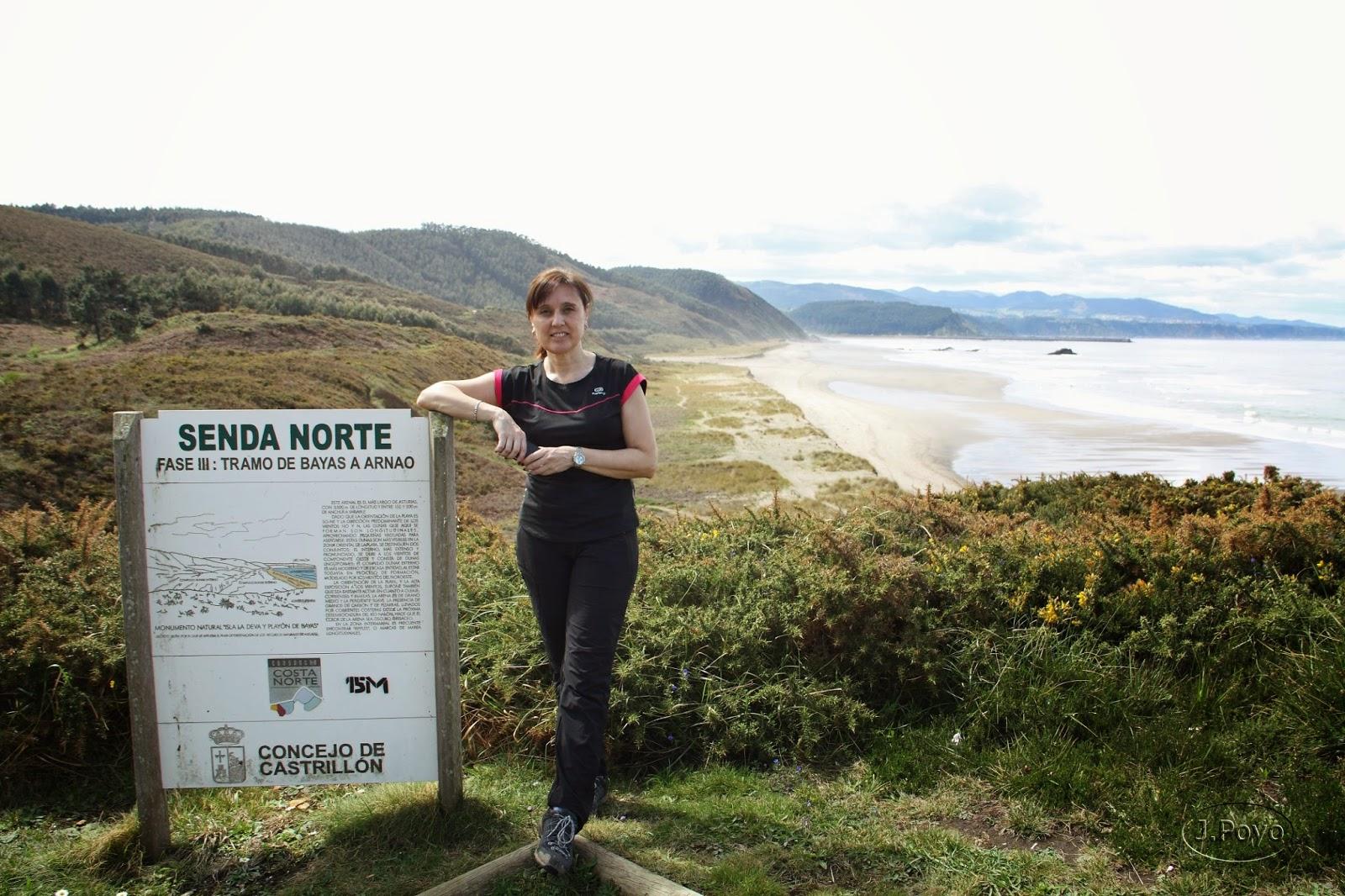 Playón de Bayas, Asturias