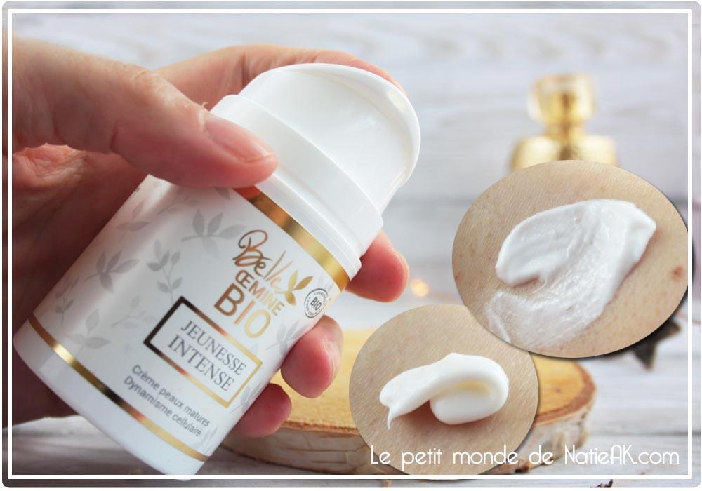 Crème  anti oxydante  bio belle oemine