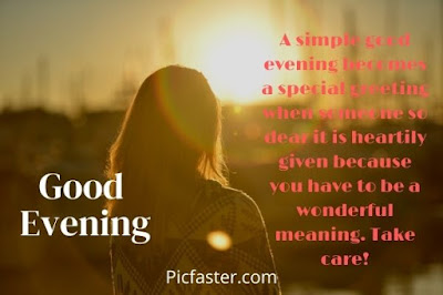 Latest - Good Evening Images With Quotes Photos Download