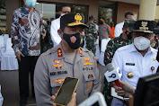 Polda Sulut Libatkan 4.833 Personel Gabungan Dalam Operasi Ketupat Samrat 2021