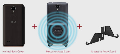 LG K7i With 'Mosquito Away' Technology Launched in India