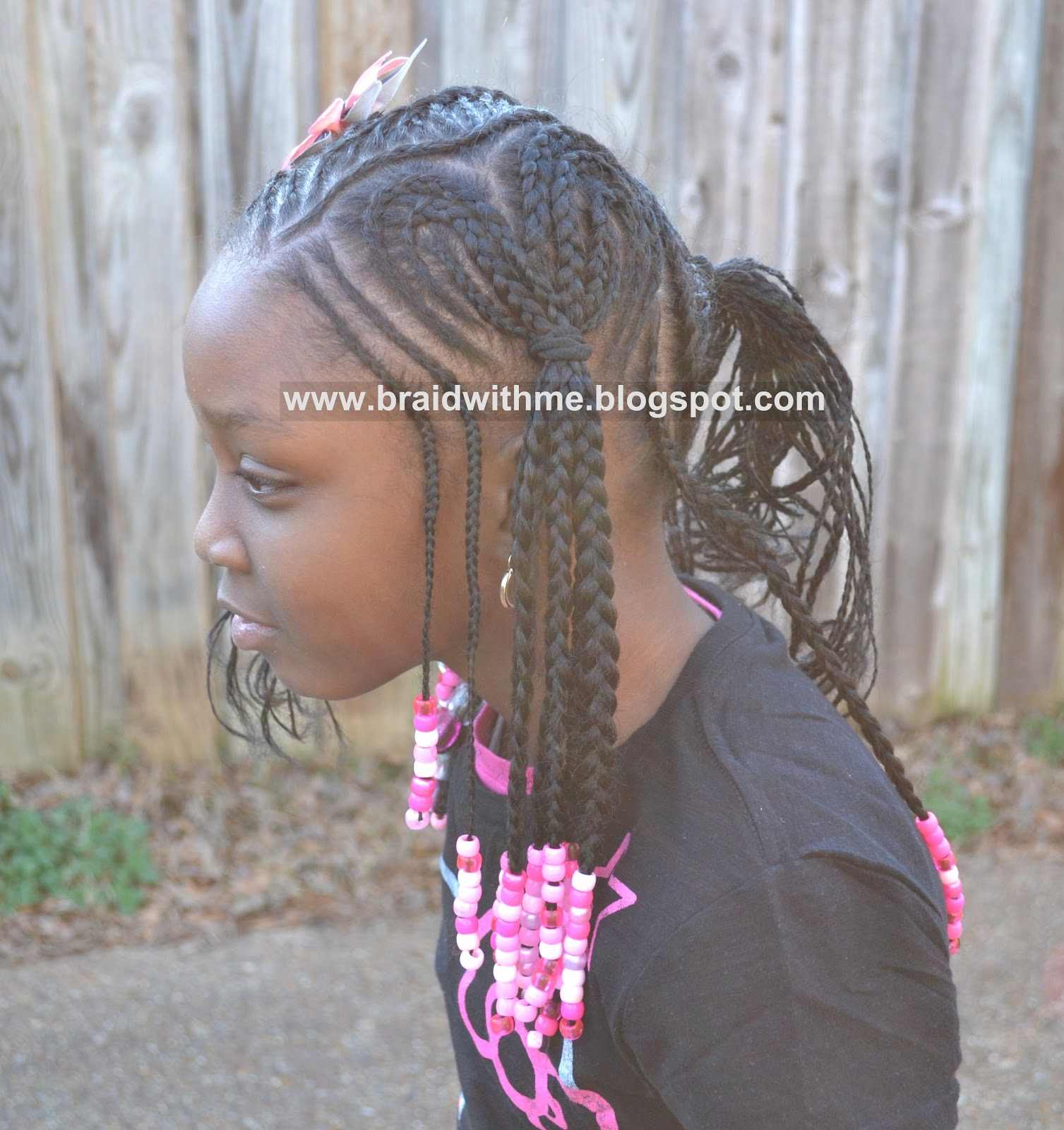 Little Girl Braid Styles