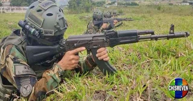 6 Militares venezolanos permanece secuestrados por las FARC en Apure