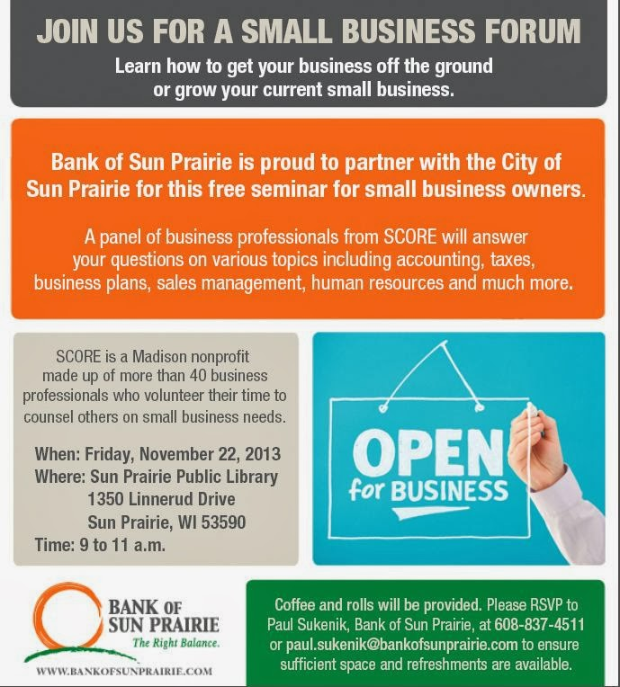 Economic Development News For Sun Prairie Wisconsin 2013