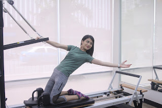 High-Intensity Intervals With Pilates Cross Training