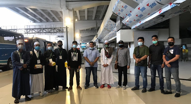 Aceh New Generation Community Pulangkan 6 Santri Hafidz Qur'an Asal Aceh dari Thailand
