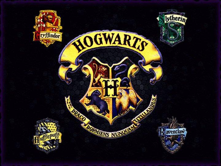 Hogwarts Alumni: Hogwarts Houses Logo