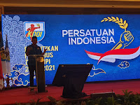 Ribuan Tokoh Pemuda Se-Indonesia Hadiri Pelantikan DPP KNPI di Grand Sahid Jakarta