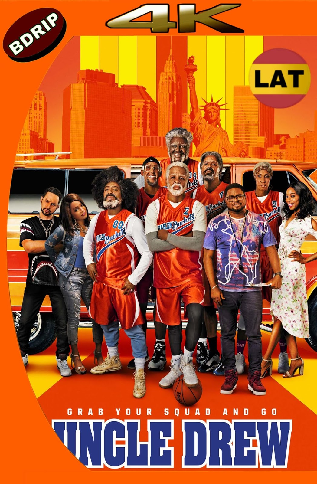 UNCLE DREW 2018 LAT-ING BDRIP 4K HDR MKV