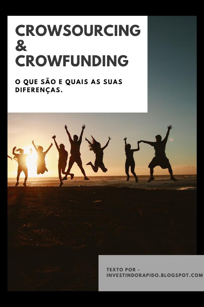 Crowdfunding e Crowdsourcing: O que é? Como funciona? Dá Dinheiro?
