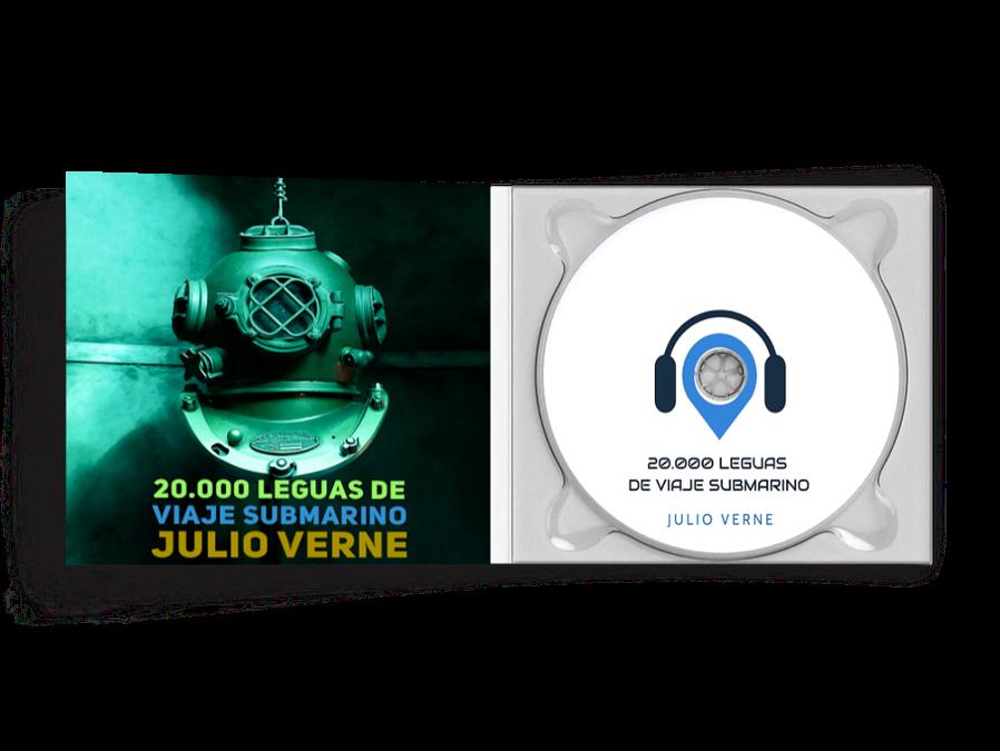 20000 leguas de viaje submarino | Julio Verne