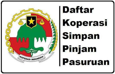 kantor KSP resmi kota Pasuruan