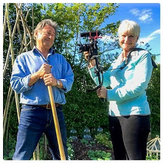 Alan and Alison Titchmarsh
