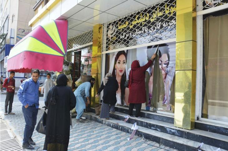 Imágenes de Afganistán y los talibanes que ahora son virales