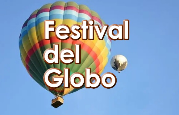 Festival Internacional del Globo en el dia