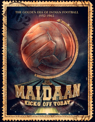 Maidaan Movie First Look Starring Ajay Devgn