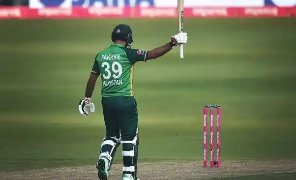 Fakhr Zaman made several records in his 193-runs inning against South Africa