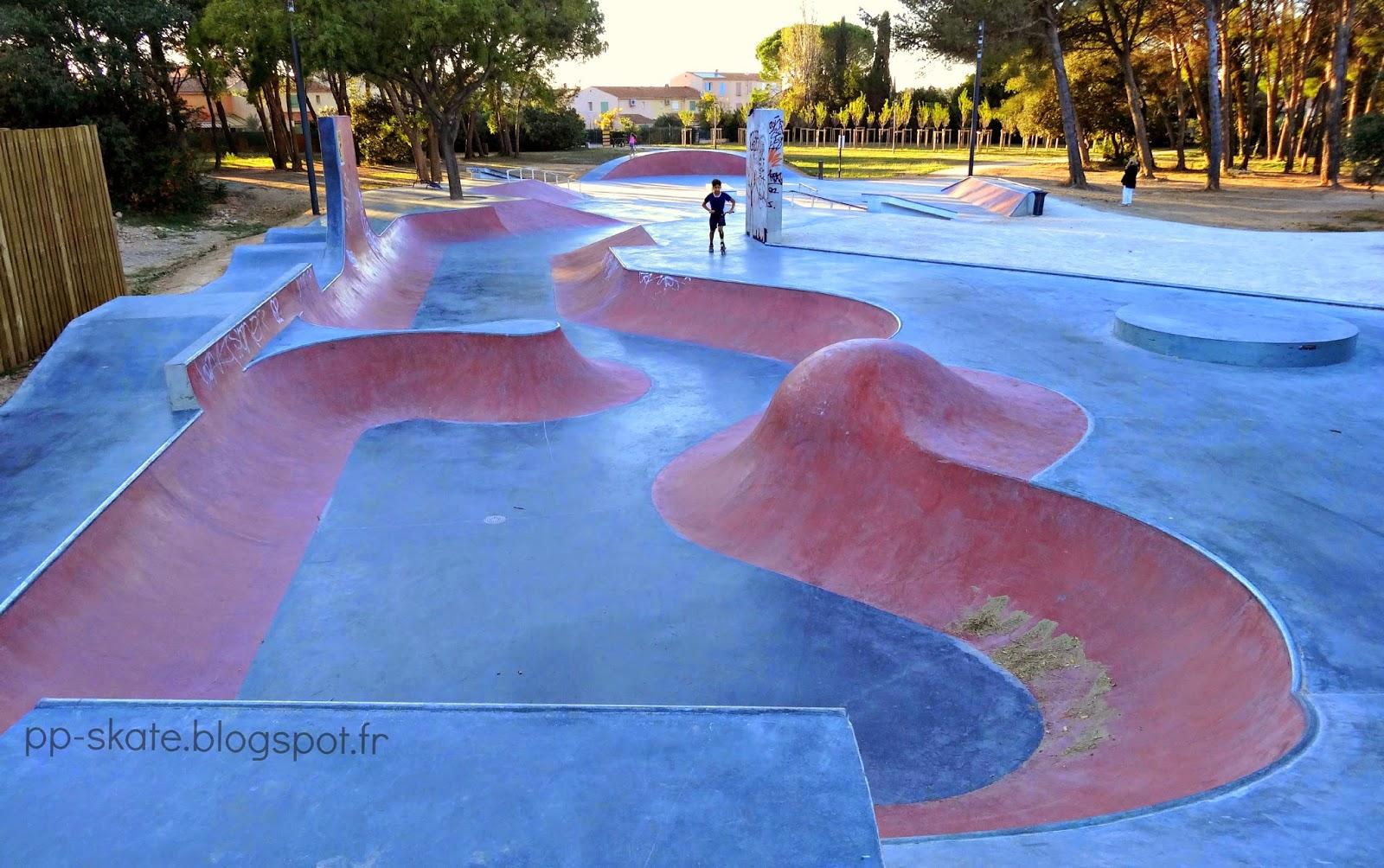 Skatepark Istres