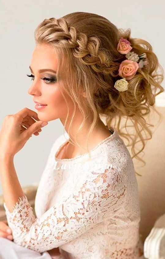 19 Best Beautiful Bridesmaid Hairstyles for long & Short Hair