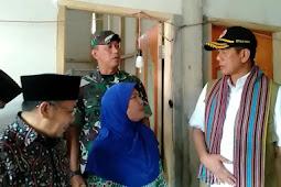 Kunjangan Ke NTB, Kepala BNPB RI Ingatkan Potensi Bencana Alam