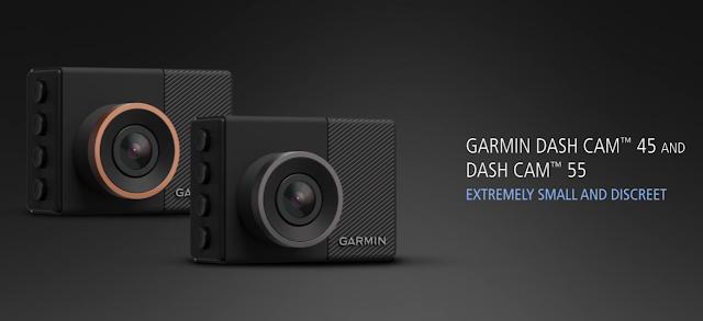 Garmin Dash Cam 55 tiny quality camera Compact and discreet