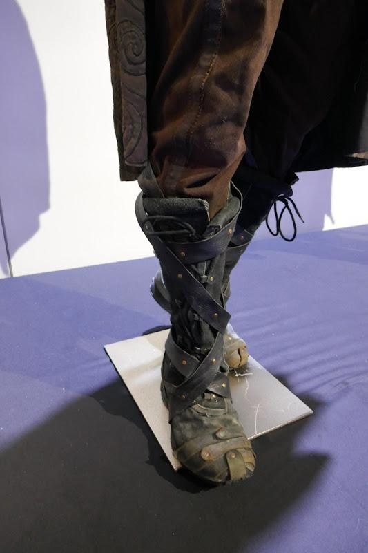 Prince of Persia Dastan costume boots