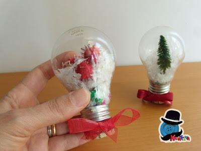 lampadine creative fai da te