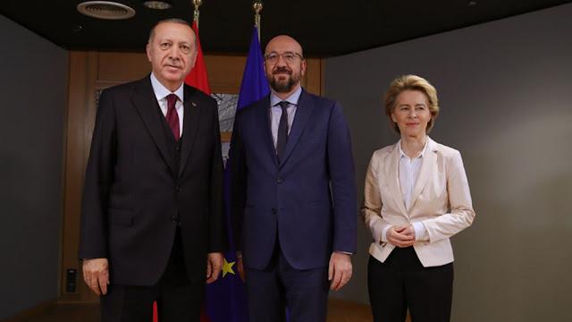 Die Welt: Να αποσύρει τώρα η ΕΕ όλους τους πρέσβεις από την Τουρκία