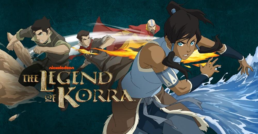 Avatar: The Legend of Korra (Season 1) English Episodes Download 720p BluRay