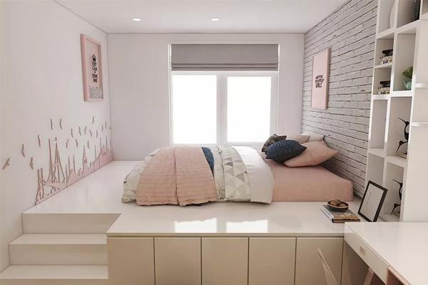 tông màu đẹp trong thế kế nội thất