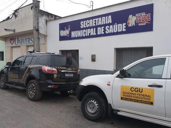 PF deflagra operação de combate a fraudes em licitações em Brejo, Santa Quitéria e Tutóia Maranhão