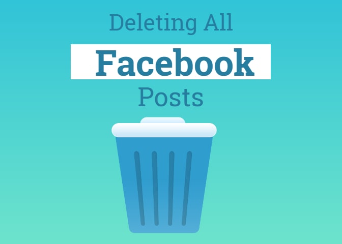How To Delete All Posts On Facebook ? (Easy Tricks)