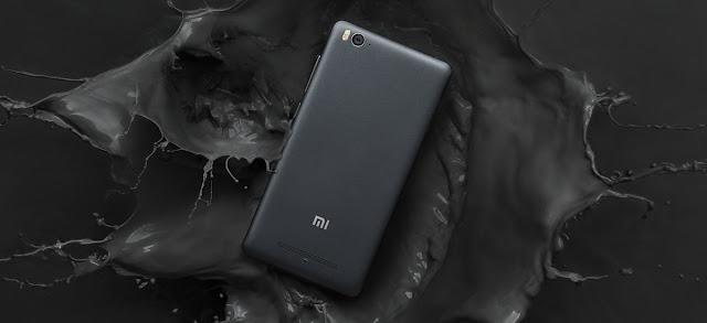 XIAOMI Mi4C colore nero