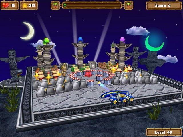 Screenshot Strike Ball 3 Full Version