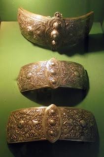 έκθεση αργυροχοΐας στο Βυζαντινό Μουσείο των Ιωαννίνων