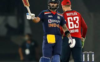 Cricket Highlightsz - India vs England 5th T20I 2021 Highlights