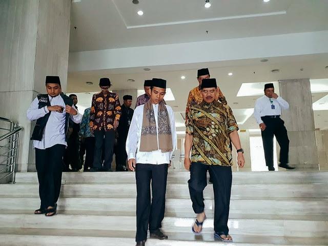 Alasan Ustaz Somad tak Hadiri Deklarasi Pencapresan Prabowo