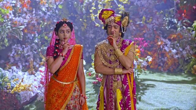 Star Bharat Radha Krishn: Krishna - Arjun Gatha 11 Nov full Episode