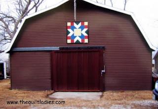 a Barn Quilt