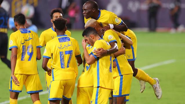 موعد مباراة النصر وأبها في الدوري السعودي 2022 والقنوات الناقلة