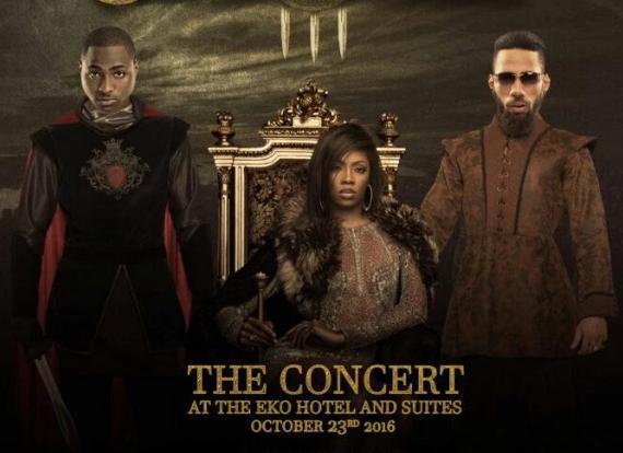 3 thrones concert lagos