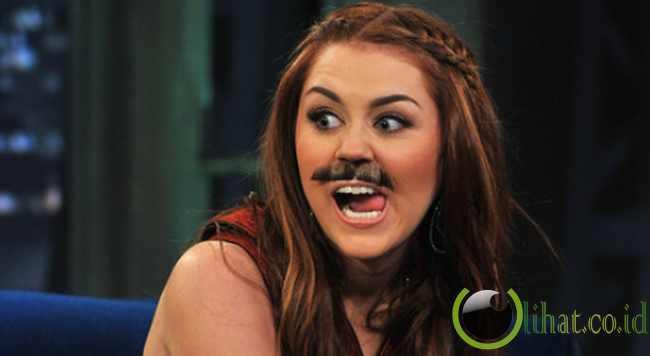 Mustache Tongue