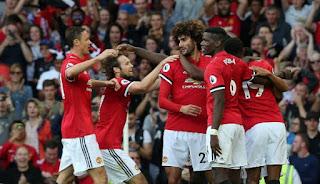Skuat Manchester United untuk Melawan CSKA Moscow
